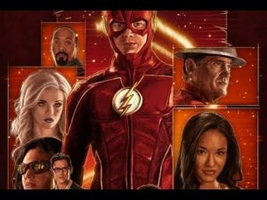 The Flash ⚡ Barry Runs Back Into The Past ⚡ Skillet – Rise