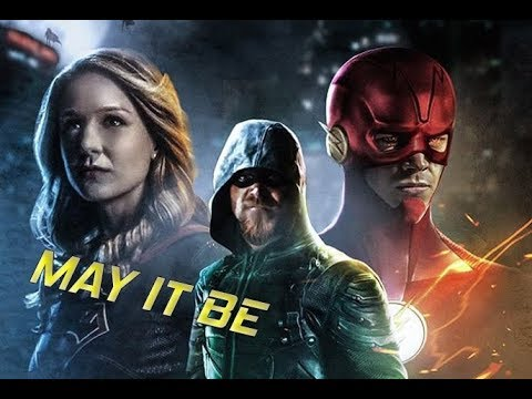The Arrowverse // May It Be Heroes // B2A & Anklebreaker & Dypression – May It Be ft. Julia Westlin