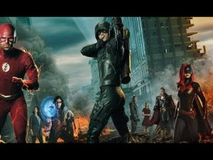 The Arrowverse // Elseworlds, Part 2 // Meeting Batwoman  // Sia – Alive