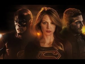 The Arrowverse // Arrow // The Flash // Supergirl // Legends Of Tomorrow | John Mayer – In The Blood