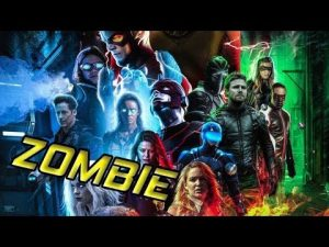 The Arrowverse // The Violence Causes Silence // Julia Westlin – Zombie