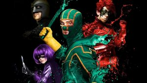 Kick-Ass || Kick-Ass & Hit-Girl || Three Days Grace – I Hate Everything About You