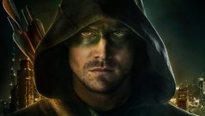 Arrow ➵ Oliver confess to Adrian (Prometheus) ➵ Three Days Grace – Animal I Have Become