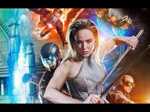 Legends of Tomorrow ☆ The Legends Are Rising ☆ Ashes Remain – Rise