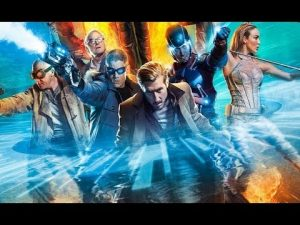 Legends of Tomorrow ☆ The Legends Are On Their Own ☆ Ashes Remain – On My Own
