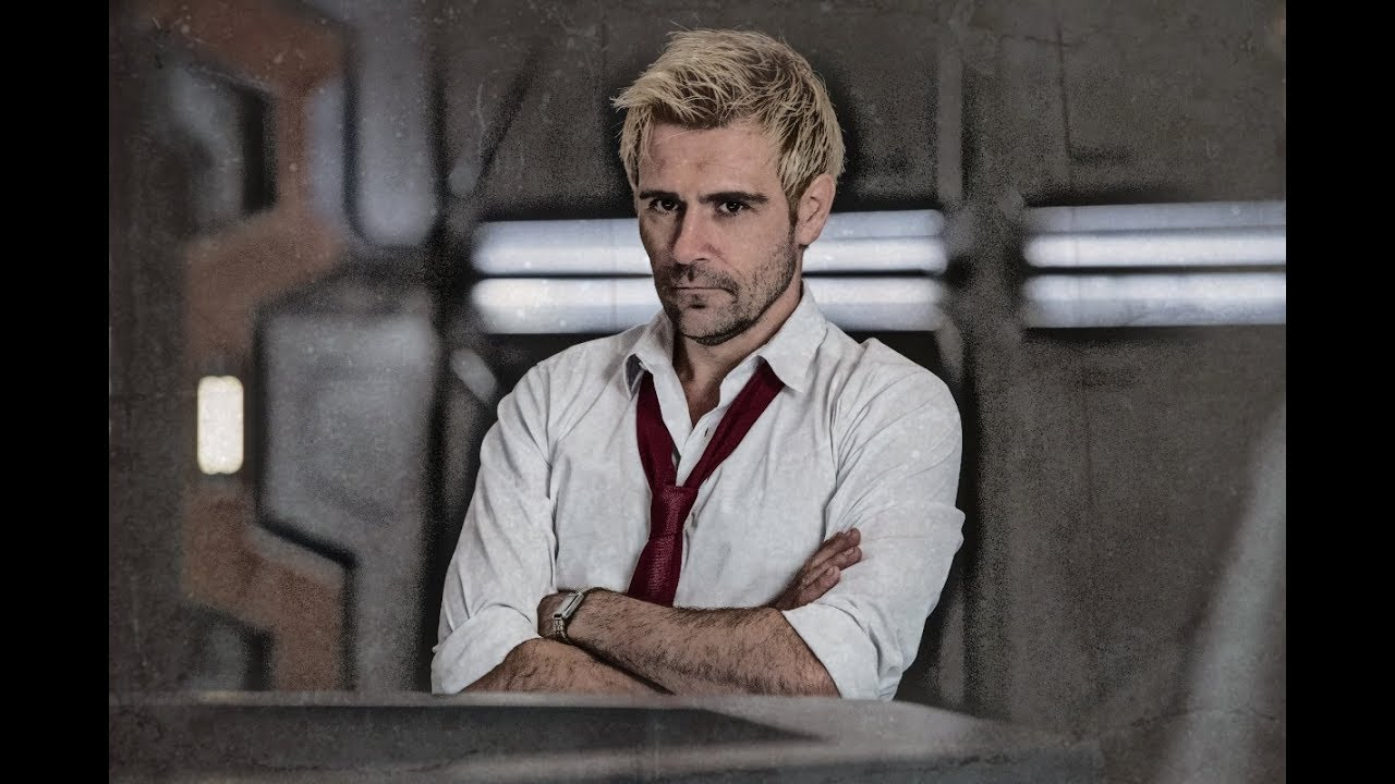 Legends of Tomorrow ☆ John Constantine Is Falling In Hell ☆ Dead By April – Falling Behind
