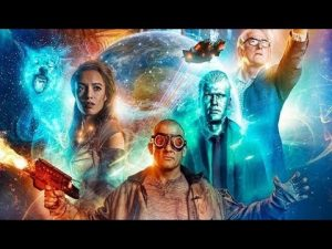 Legends of Tomorrow ☆ Zari Is Not Lonely Anymore ☆ Nine Lashes – Anthem Of The Lonely