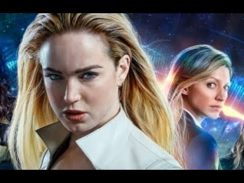 Legends of Tomorrow ☆ Sara In Love With Ava ☆ Hellogoodbye – Here (In Your Arms)