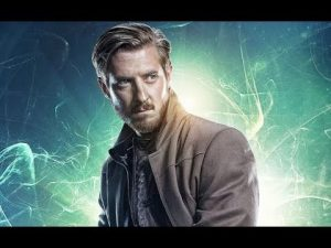 Legends of Tomorrow ☆ Rip Hunter Is Another Lie ☆ Egypt Central – Just Another Lie
