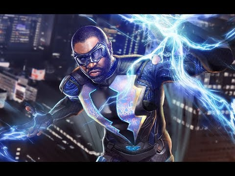 Black Lightning ⚡ Jefferson Strikes Back ⚡  – FMy Chemical Romanceamous Last Words