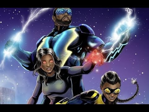 Black Lightning ⚡ The Pierce Family Are Incrdible ⚡ Celine Dion ft. Ne-Yo – Incredible