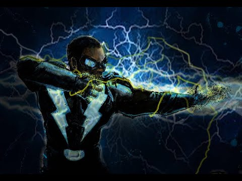 Black Lightning ⚡ A Electric Fight ⚡ Tinie Tempah ft. Eric Turner – Written In The Stars