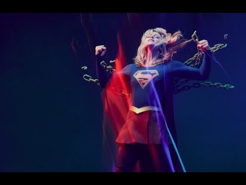 Supergirl || The Battle Against Rama Khan || Elina Nechayeva – La Forza