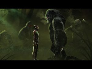 The Flash ⚡ Barry And Grodd Becoming Friends ⚡ Eminem ft. Rihanna – The Monster