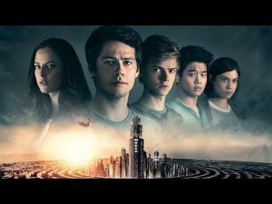 Maze Runner: The Death Cure 🏃 Thomas In The End Of Time🏃 Lacuna Coil – End Of Time